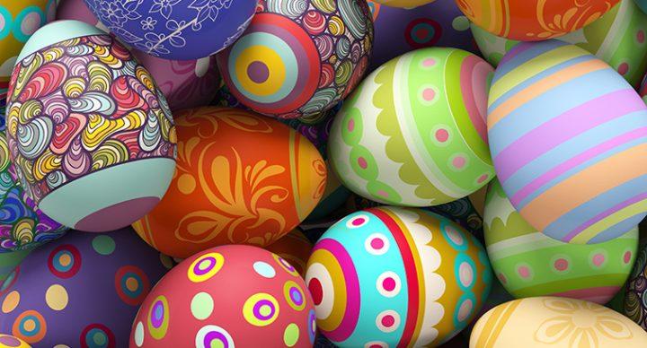 Easter Week Services & Egg Hunt