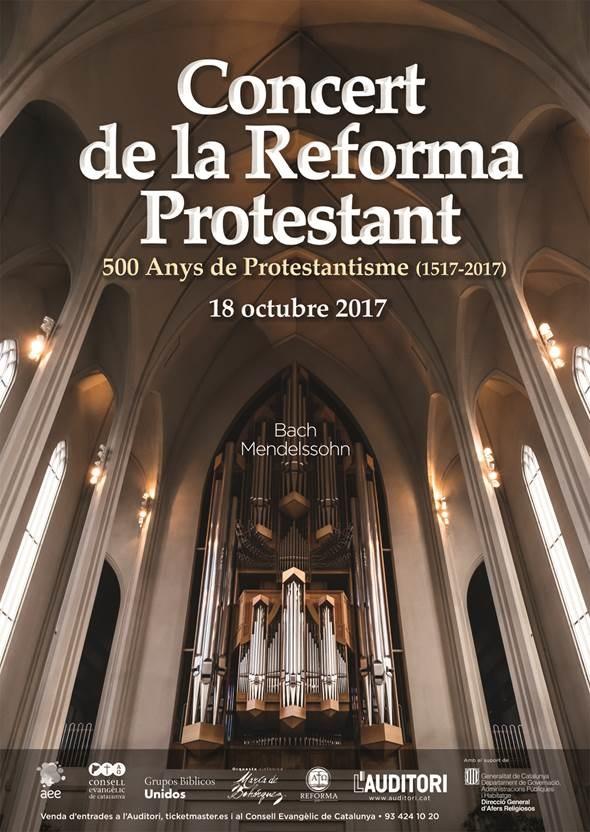 Protestant Reformation Concert