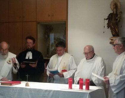 Ecumenical Celebration at Stella Maris