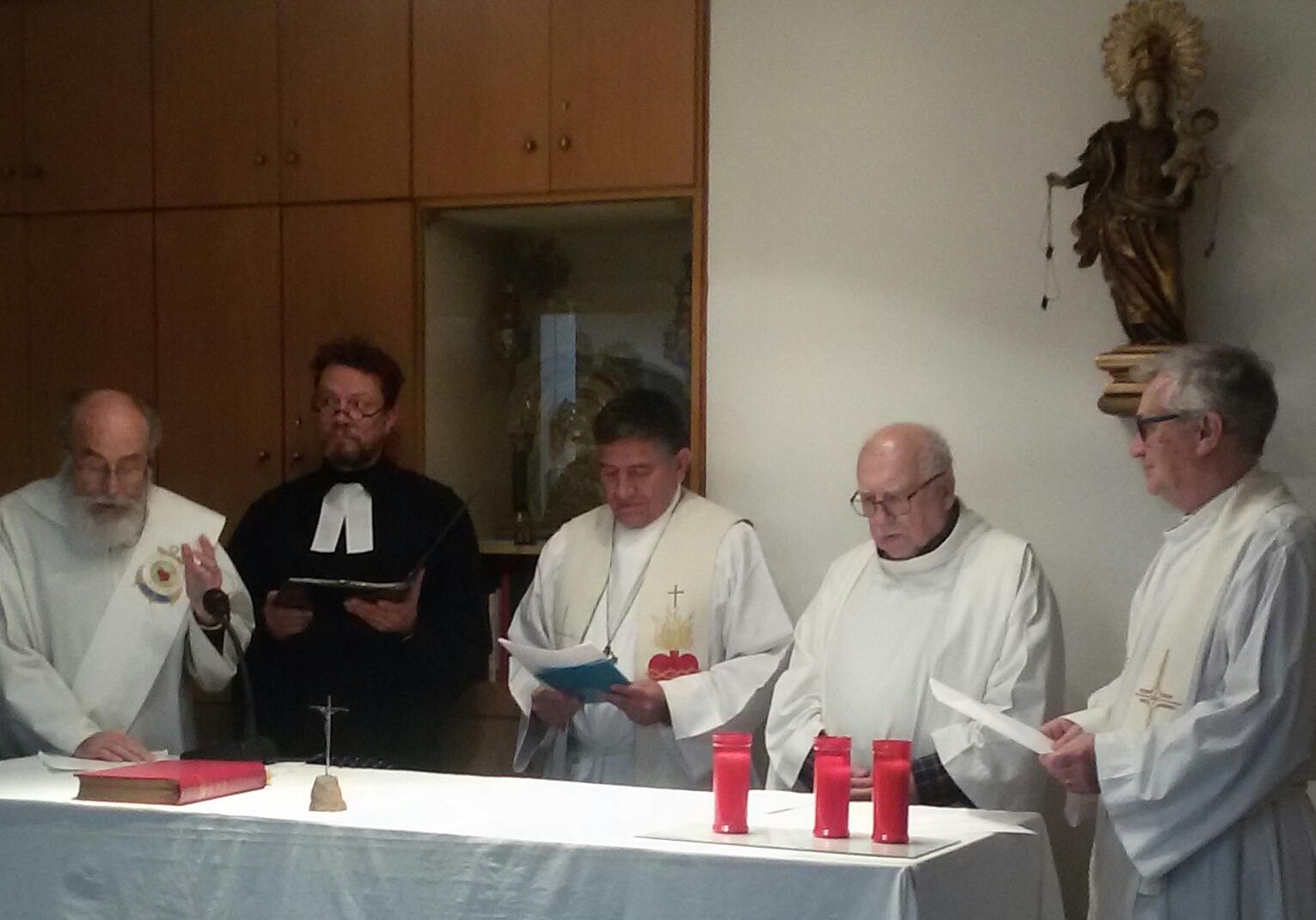 Stella Maris Ecumenical Service