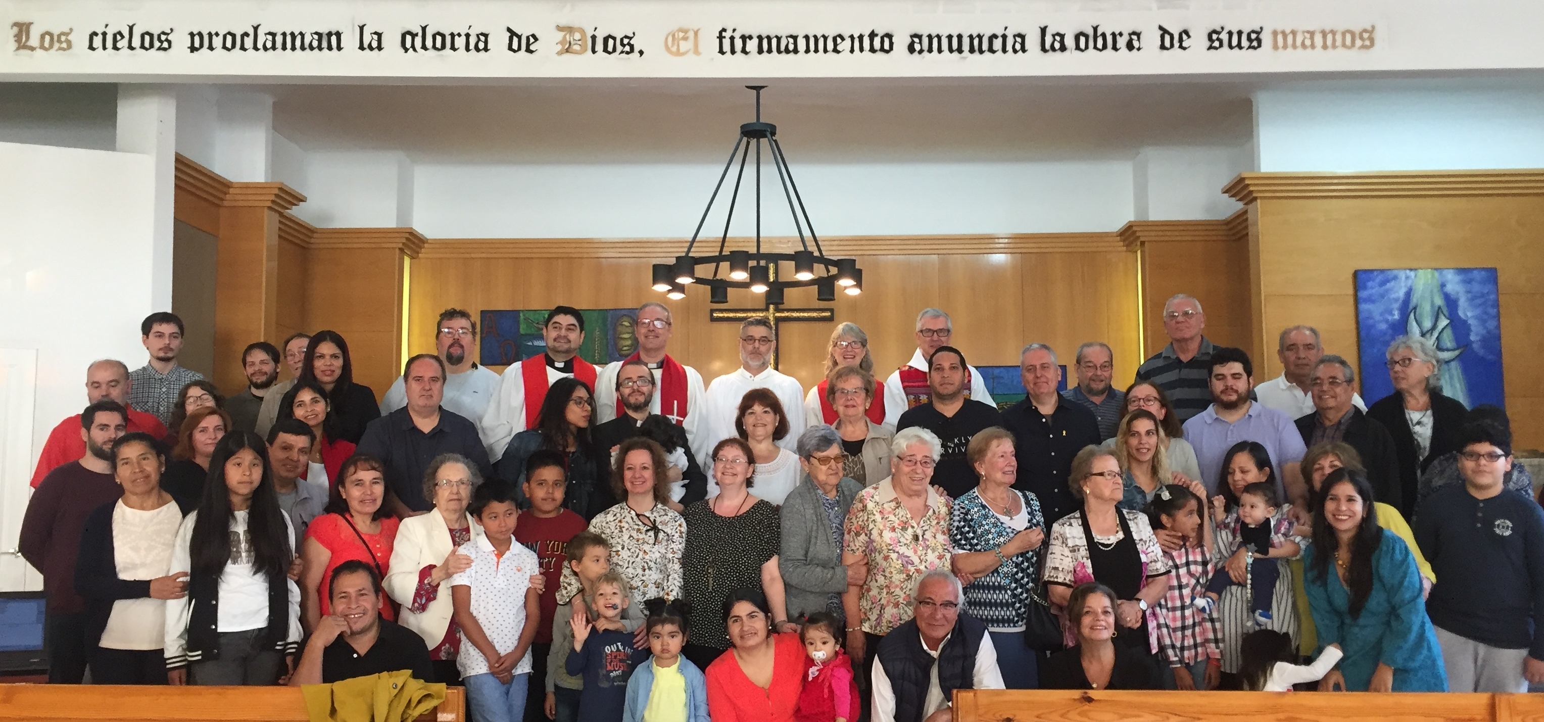 IERE Church in Sabadell Celebrates 115 Years