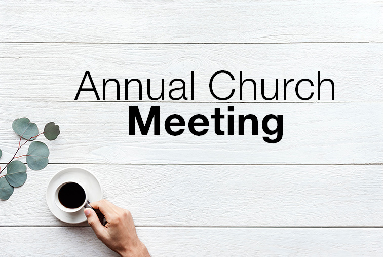 Annual Church Meeting (ACM)