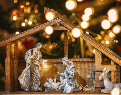 'God rest you' this Christmas season