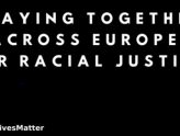 Praying for racial justice